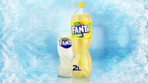Fanta Limón botella 2L.