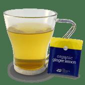 Té jengibre y limón orgánico