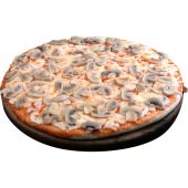Pizza de champignones (grande)