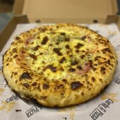 Pizza americana pepperoni