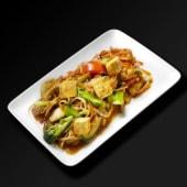 Sauté de «Tofu» et légumes