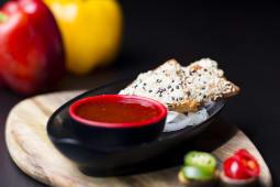 Sesame Prawn Toast (Canton)