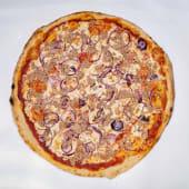 Pizza Tonno (Familiar)