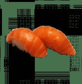 30. Nigiri de salmón (2 uds)