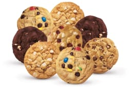 Pack cookies (12 uds)
