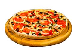 Піца Овочева (600г)
