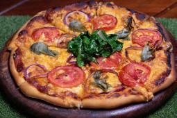 Garden Pizza (12 inches).