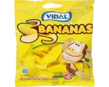 Gomas Vidal de Banana 100g