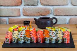 Sushi Master  9 Gusturi (56 buc.)