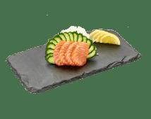 Сашими лосось (117/10 г)