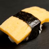 Nigiri de tamago (2 piezas)
