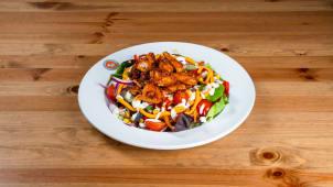 BQQ Chicken Salad