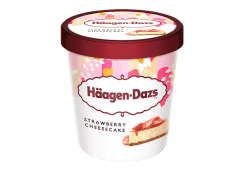 Häagen Dazs™ Strawberry Cheesecake