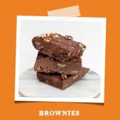Porción De Brownie