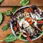 Sobrino consentido salad