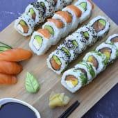 Full salmón x 30 piezas