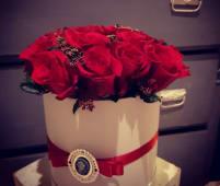 Flowerbox 9 ruža