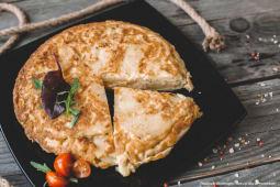 Tortilla de cartofi