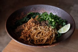 Terça-feira: Sichuan, China - Dan Dan Mian Noodles