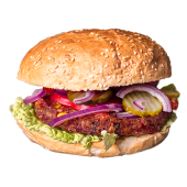 Burger Vege XXL