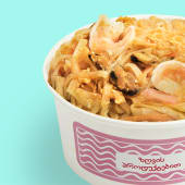 Noodles with Sweet and Spicy Chicken
