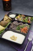 Lunch Box Chawarma Viande