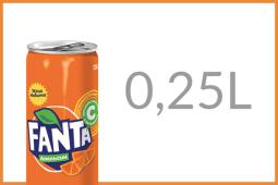 Fanta (0,25 л.)