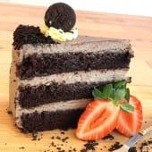Oreo cake (ración)