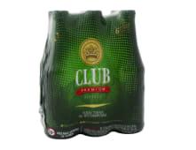 Cerveza Club six pack Frio*