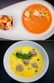 Oricare 2 ciorbe/ supe