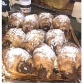 Mini croasan Nutella (4 uds)