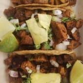 Taco Trompo Vegetariano (3 uds.)