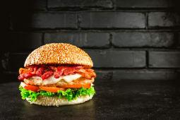Бургер Цезар (320/100/40г)