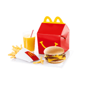 Double Cheeseburger Happy Meal®
