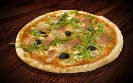 Pizza Pršut/rukola