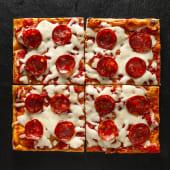 Pizza Salamino  (1/2 Teglia)