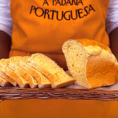 Pão Brioche de Forma