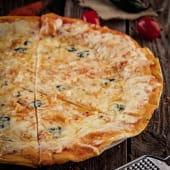 პიცა 4 ყველით