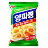 Snack anelli di cipolla