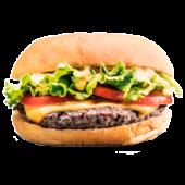 Cheeseburger (100 g.)