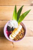 Pitaya bowl
