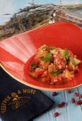 Салат Легкий південний з томатами та горіхами (220г)