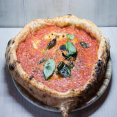 Pizza marinara sbagliata