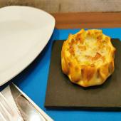 Empanada Caprese De Mozarella