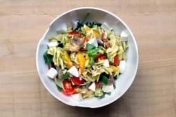 Bowl de pasta (vegano)