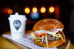 BBQ Burger средний