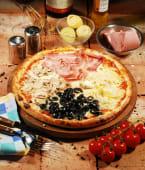 Pizza Quattro Stagioni 24cm