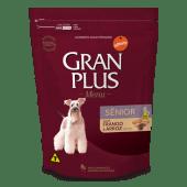 Gran Plus Menu Senior Sabor Pollo & Arroz 3 Kg