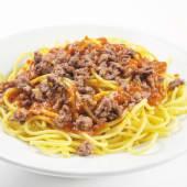 Spaguetti all uovo