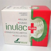 Inulac Plus (24 comp.) masticables, Soria Natural, S.L.